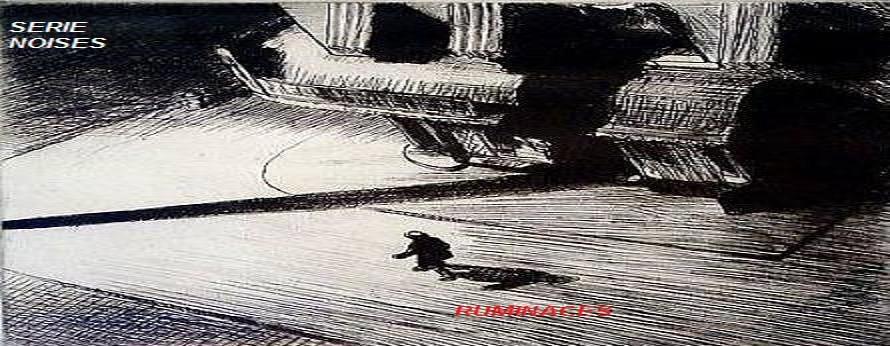 Série noises: le vol des corps mourants dans Série noises serienoises