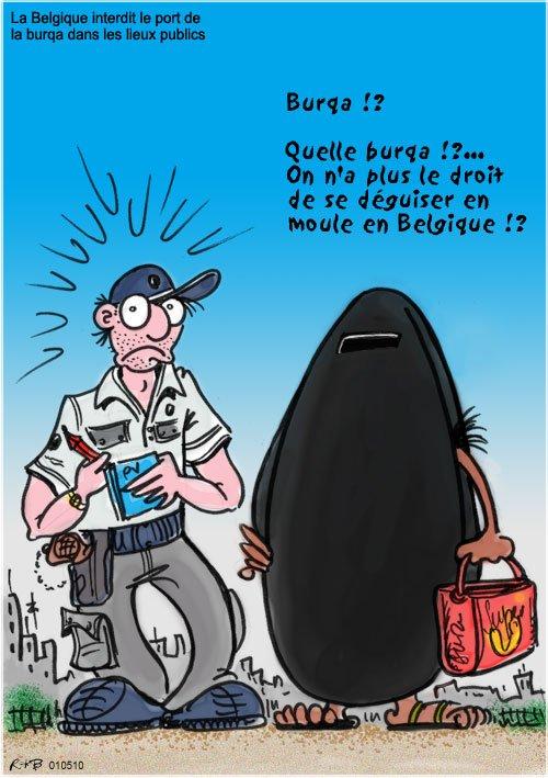 débat burqa royaume uni